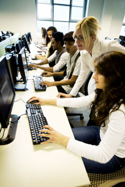 ICT Suites for schools and colleges